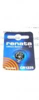 "Литиевая батарейка ""Renata"" CR1225"