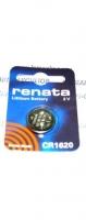 "Литиевая батарейка ""Renata"" CR1620"