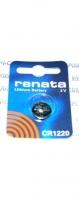 "Литиевая батарейка ""Renata"" CR1220"