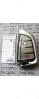 Корпус ключа BMW SMART NEW 4кн(Батарейка на плате)Лезвие HU178